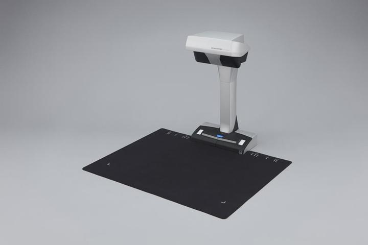 Fujitsu ScanSnap SV600 Overhead scanner 285 x 218DPI A3 Nero, Bianco