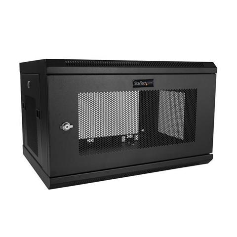 StarTech.com Armadio per Server Rack Montabile a Parete 6U - fino a 17