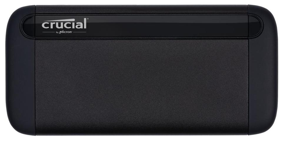 Crucial X8 1000 GB Nero