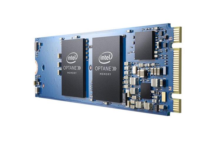 Intel Optane MEMPEK1J032GA01 drives allo stato solido M.2 32 GB PCI Express 3.0 3D Xpoint NVMe