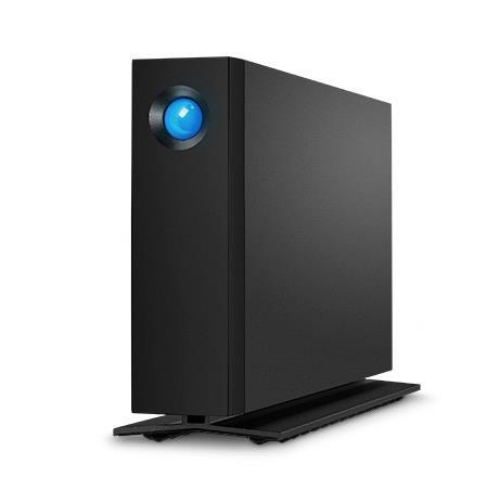 LaCie d2 Professional disco rigido esterno 8000 GB Nero
