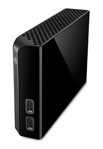 Seagate Backup Plus Hub disco rigido esterno 8000 GB Nero