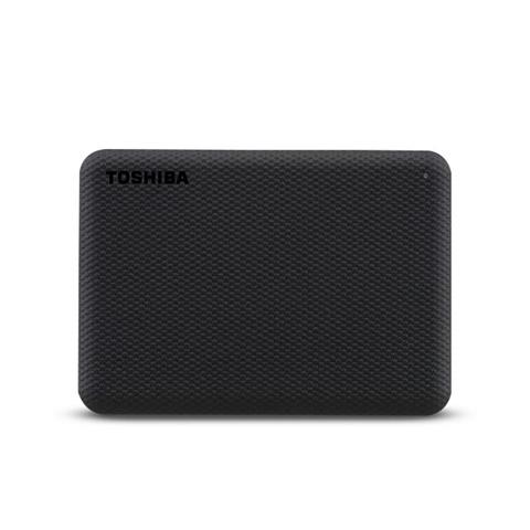 Toshiba Canvio Advance disco rigido esterno 4000 GB Nero