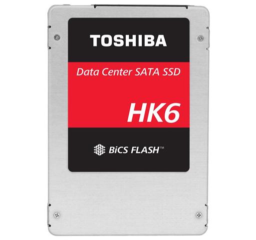 Toshiba KHK61RSE960G drives allo stato solido 2.5