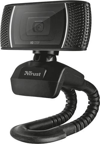 Trust Trino HD Video Webcam 8MP USB Nero