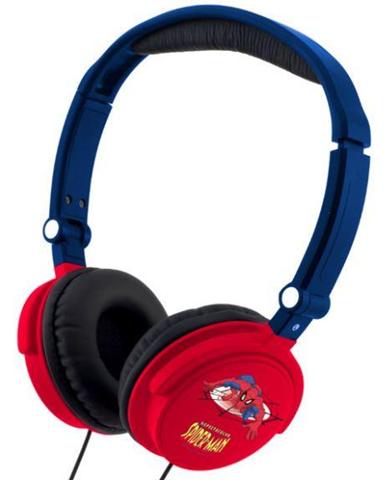 Lexibook HP010SP cuffia e auricolare Cuffie Padiglione auricolare Nero, Blu, Rosso
