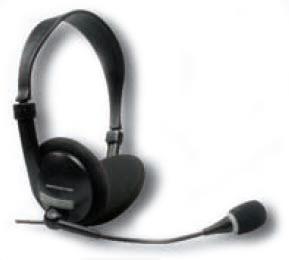 Mediacom Cuffie Mediacom multimedia con micr