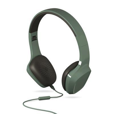 Energy Sistem 428380 cuffia e auricolare Padiglione auricolare Verde