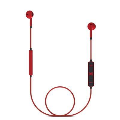 Energy Sistem Energy Earphones 1 Bluetooth Cuffia Auricolare Nero, Rosso