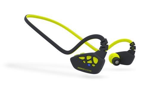 Energy Sistem Sport 3 Cuffia Auricolare Giallo