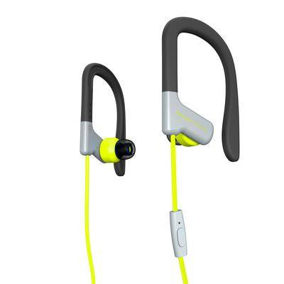 Energy Sistem 429356 headphones/headset Cuffia Aggancio, Auricolare Giallo