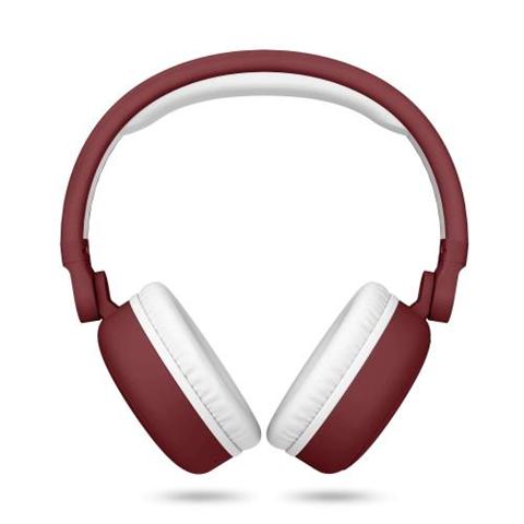 Energy Sistem 445790 headphones/headset Cuffia Padiglione auricolare Rosso, Bianco