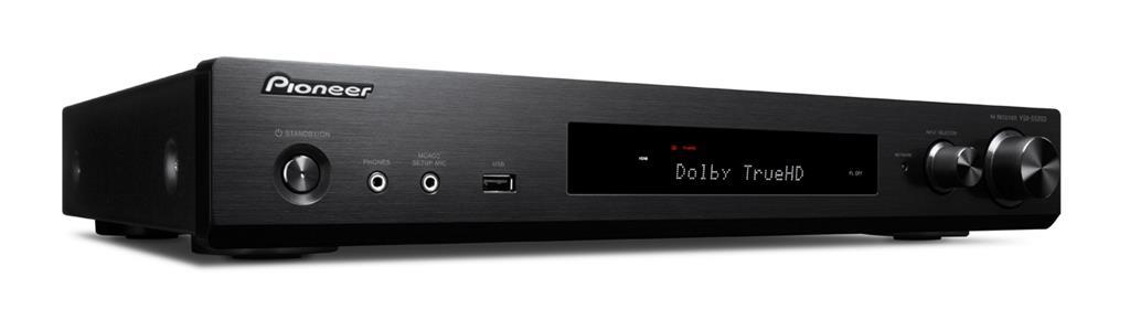 Pioneer VSX-S520 80 W 5.1 canali Surround Compatibilità 3D Nero