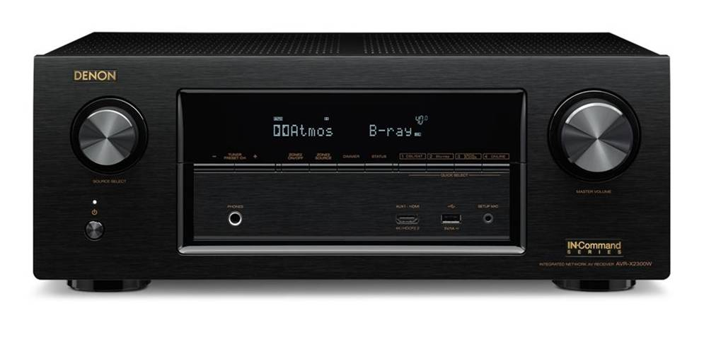 Denon AVR-X2300W ricevitore AV 95 W 7.2 canali