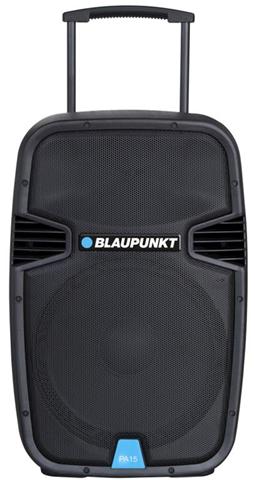 Blaupunkt PA15 impianto stereo portatile Digitale Nero, Blu