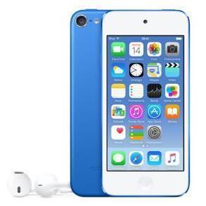 "Apple IPod Touch 4"" 32Gb Blu"