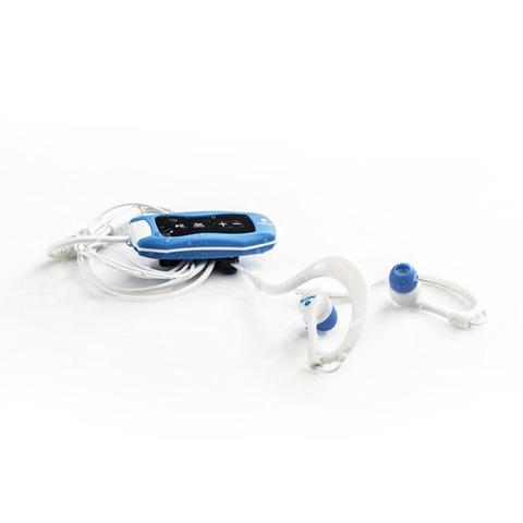 NGS Blue Seaweed Lettore MP3 Blu 4 GB