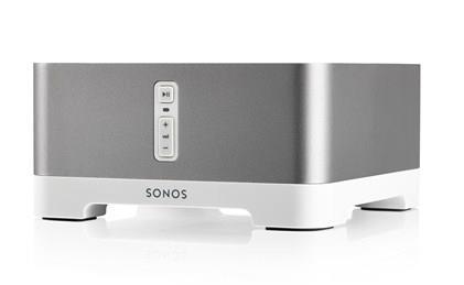 Amplificatore Sonos CONNECT:AMP 2.1 Casa Cablato Bianco
