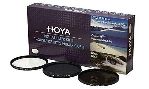 Hoya DFK58 filtri camera (UV,PLC,ND) - 58mm, set da 3