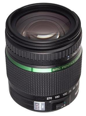 Pentax Obiettivo SMC-DA, 18-270 mm, F/3.5-6.3 ED, SDM, Nero