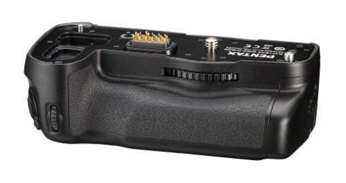 Pentax D-BG5 Impugnatura Portabatteria, Nero