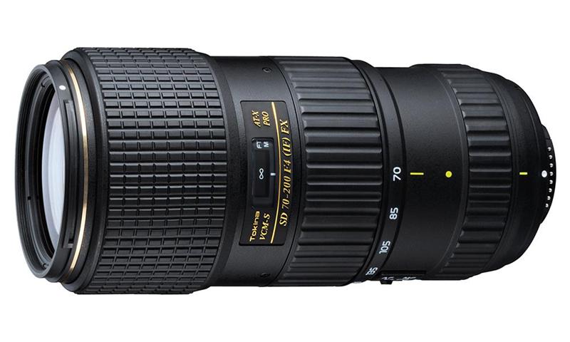 Tokina AT-X 70-200/4.0 Pro FX VCM-S Lenti per Nikon