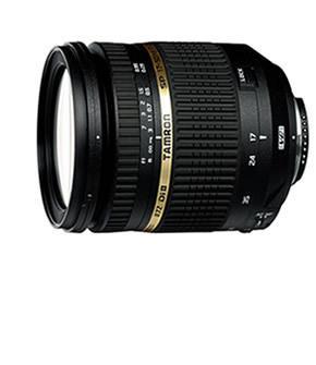 Tamron SP AF 17 - 50mm F/2.8 Di II VC Obiettivo Zoom per APS-C Nikon