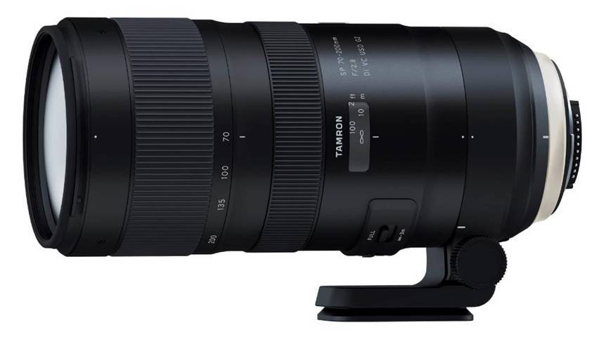 Tamron TA025E Obiettivo Universale per Canon, Nero