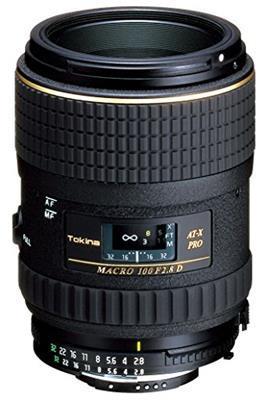Tokina ATX Pro AF 100mm f/2.8 Macro AF Obiettivo per Canon