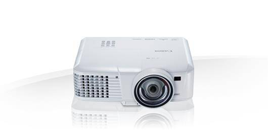 Canon LV X310ST Proiettore desktop 3100ANSI lumen DLP XGA (1024x768) Bianco videoproiettore