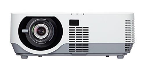 NEC P502W 5000ANSI lumens DLP WXGA (1280x800) Desktop projector White - data projectors (5000 ANSI lumens, DLP, WXGA (1280x800), 6000:1, 16:10, 762 - 7620 mm (30 - 300