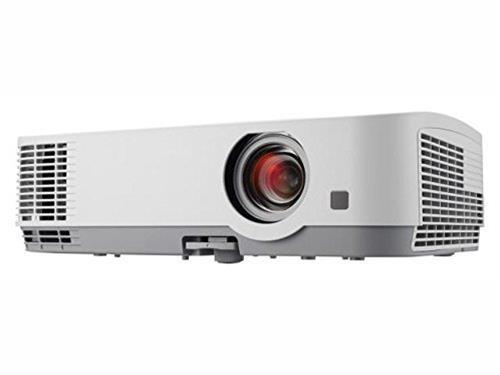 NEC ME361X Desktop projector 3600ANSI lumens 3LCD XGA (1024x768) White data projector - data projectors (3600 ANSI lumens, 3LCD, XGA (1024x768), 12000:1, 4:3, 762 - 7620 mm (30 - 300