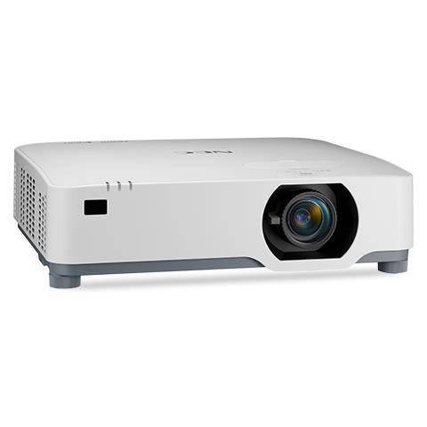 NEC NP-P605UL videoproiettore 6000 ANSI lumen 3LCD WUXGA (1920x1200) Proiettore desktop Bianco