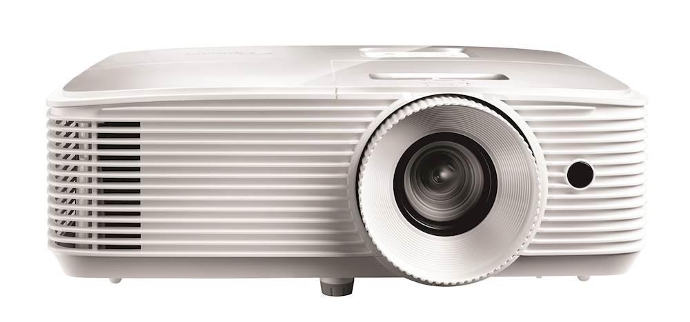 Optoma WU337 videoproiettore 3600 ANSI lumen DLP WUXGA (1920x1200) Compatibilità 3D Proiettore desktop Bianco