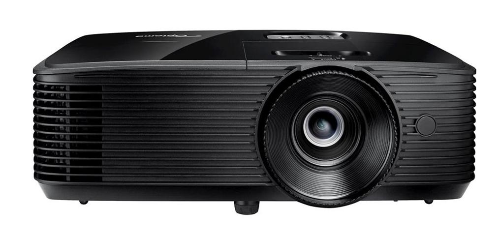 Optoma S343e videoproiettore 3800 ANSI lumen DLP SVGA (800x600) Compatibilit 3D Proiettore desktop Nero