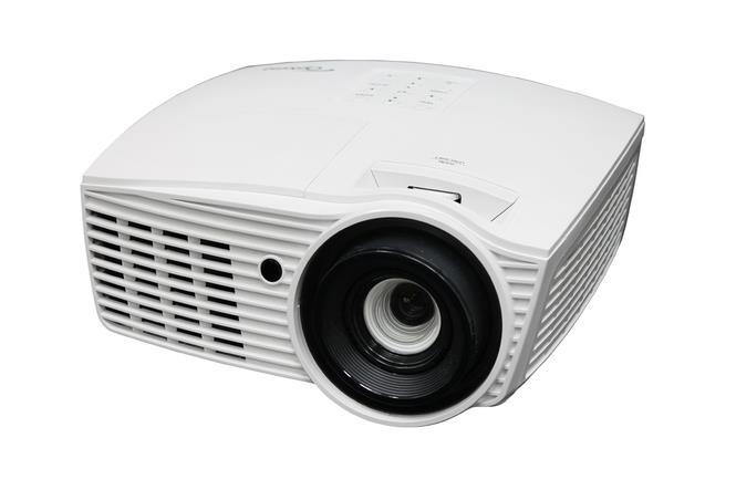 Optoma EH415ST videoproiettore 3500 ANSI lumen DLP 1080p (1920x1080) Compatibilità 3D Proiettore desktop Bianco