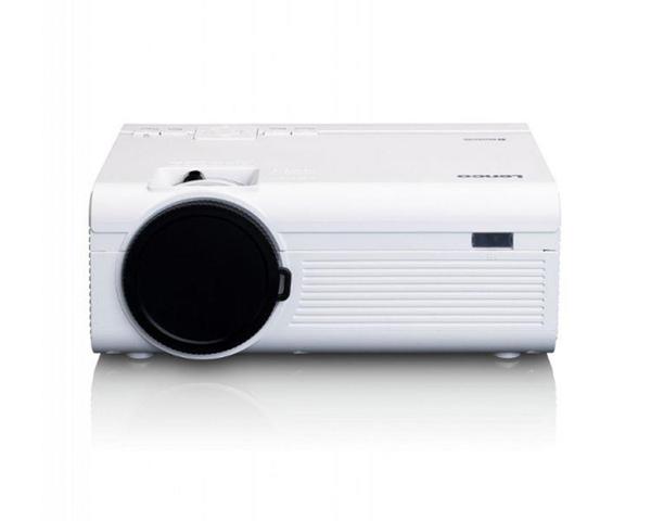 Lenco LPJ-300 videoproiettore Proiettore desktop LCD Bianco