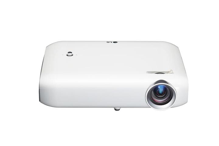 LG Videoproiettore 3D LG PW1000G 1000 Ansi Lumen LED WXGA Bianco
