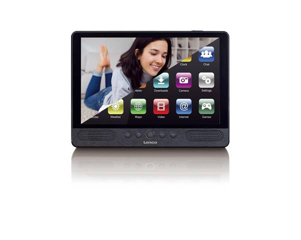 Lenco TDV-1000 tablet 16 GB 25,4 cm (10