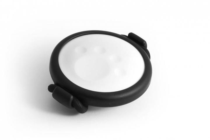 Technaxx Fittypet TX-46 Clip-on activity tracker Senza fili IP67 Nero, Bianco