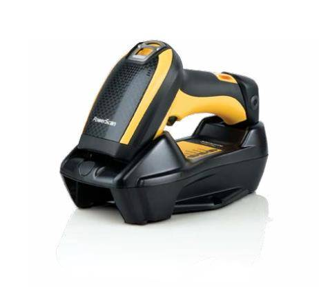 DataLogic PowerScan PBT9500 Laser Nero, Giallo Handheld bar code reader