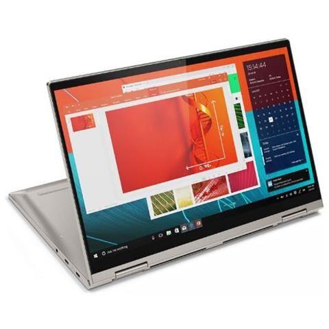 Lenovo Notebook 2 in 1 Yoga C740-14IML Monitor 14'' Full HD Intel Core i5-10210U Quad Core Ram 8GB SSD 512GB 3xUSB 3.1 Windows 10 Home