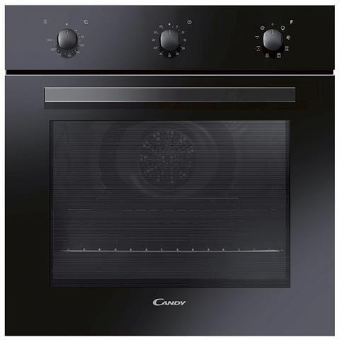Candy Forno Elettrico da Incasso FCP602N / E Capacità 65 L Multifunzione Ventilato Colore Nero