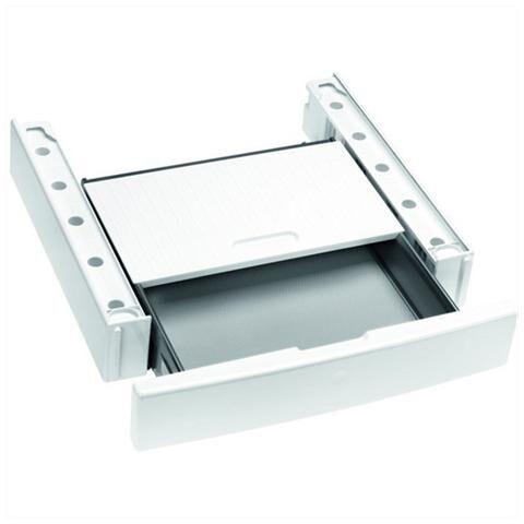 Miele WTV512 Kit per Incolonnamento Compatibile con Lavatrici W1 Cromo e Bianco Edizione e Asciugatrici T1 Bianco Edizione