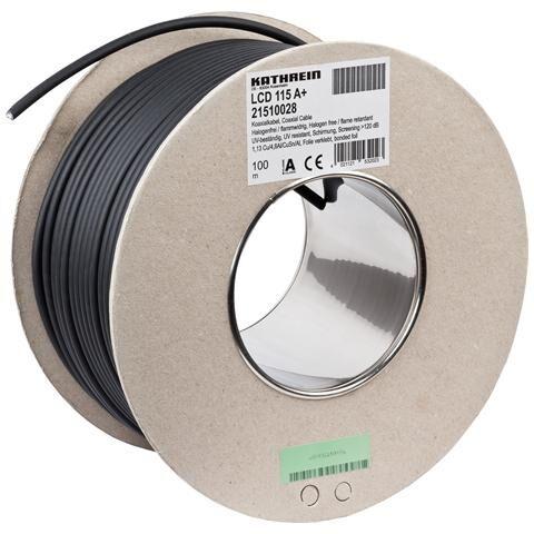 Kathrein LCD 115 A+, Nero, Rame, -25 - 75 C