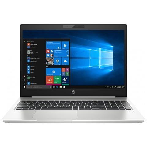 HP Notebook ProBook 450 G6 Monitor 15.6'' Full HD Intel Core i5-8265U Quad Core Ram 8GB SSD 256GB 3xUSB 3.0 Windows 10 Pro