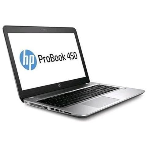 HP Notebook Probook 450 G4 Monitor 15.6'' Full HD Intel Core i5-7200U Ram 8GB SSD 256GB 2xUSB 3.0 Windows 10 Pro