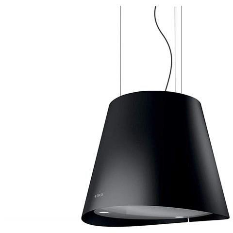 Elica Cappa a Soffitto EASY BL / F / 50 Filtrante Colore Nero