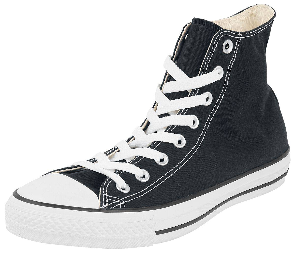 M9160 Converse Chuck Taylor All Star High Scarpe sportive nero