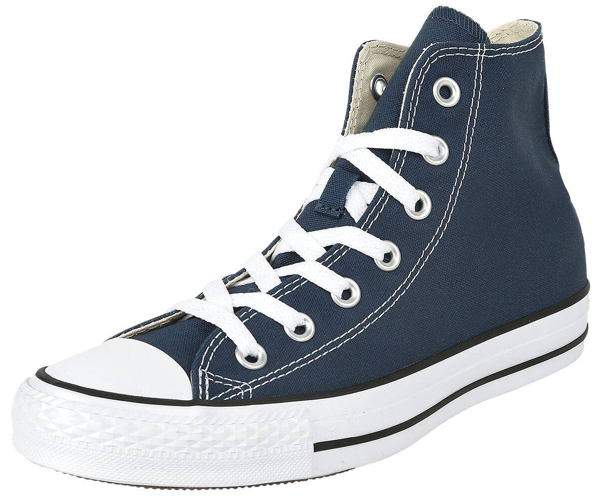 M9622C navy Converse Chuck Taylor All Star High Scarpe sportive blu navy